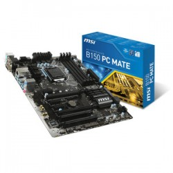 Carte mère MSI B150 PC MATE
