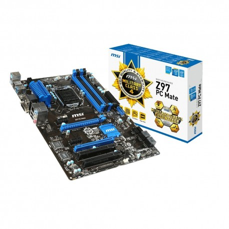 Carte mère MSI Z97 PC MATE