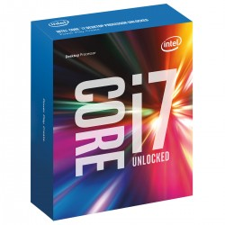 Intel Core 7-6700K (4.0 GHz) Quad Core Intel HD Graphics 530 Skylake