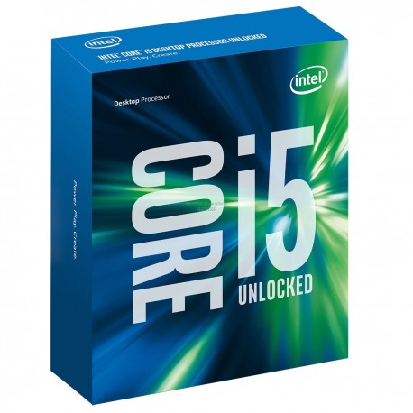 Intel Core 5-6600K (3.5 GHz) Quad Core Intel HD Graphics 530 Skylake