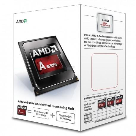 AMD A10-7800 (3.5 Ghz) 4 coeurs + Radeon R7 Series