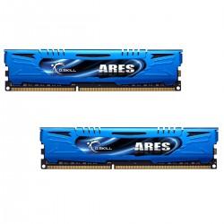 G.Skill Ares Blue Series 8Go (2 x 4Go) CL9 - mémoire 8Go RAM DDR3 PC3-12800 1600 Mhz