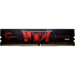 G.Skill Aegis 4Go (1 x 4Go) CL15 - mémoire 4Go RAM DDR4 PC4-17000 2133 MHz