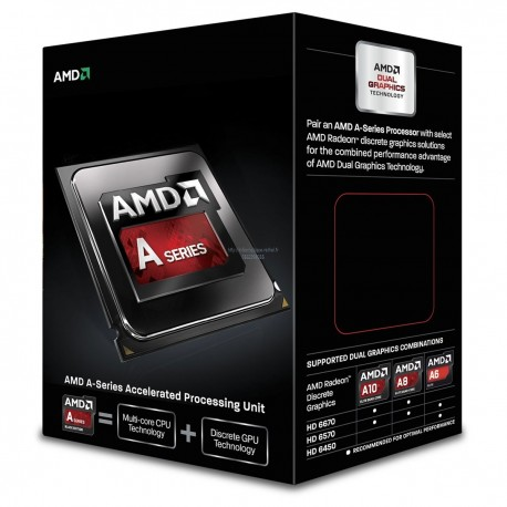 AMD A6-6400K (3.9 GHz) Black Edition Dual Core Radeon HD 8470D