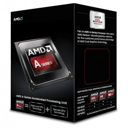 AMD A6-6420K (4 GHz) Black Edition Dual Core Radeon HD 8470D