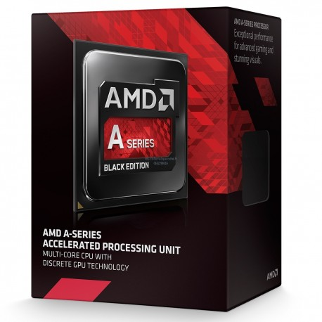 AMD A10-7870K (3.9 GHz) Black Edition Quad Core Radeon R7