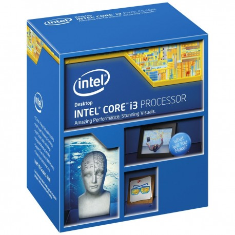Intel Core 3-4130 (3.4 GHz) Dual Core Intel HD Graphics 4400 Haswell