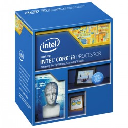 Intel Core 3-4340 (3.6 GHz) Dual Core Intel HD Graphics 4600 Haswell