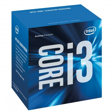 Intel Core 3-6100 (3.7 GHz) Dual Core Intel HD Graphics 530 Skylake