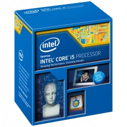 Intel Core 5-4570S (2.9 GHz) Quad Core Intel HD Graphics 4600 Haswell