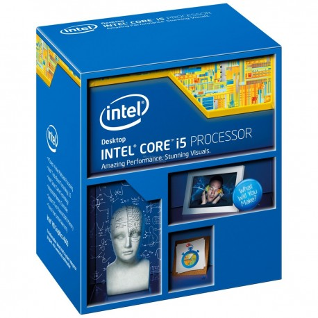 Intel Core 5-4590 (3.3 GHz) Quad Core Intel HD Graphics 4600 Haswell