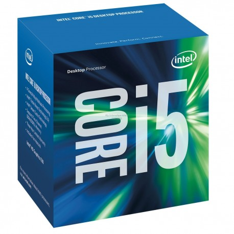 Intel Core 5-6500 (3.2 GHz) Quad Core Intel HD Graphics 530 Skylake