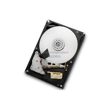 Disque dur interne 4 To SATA 6Gb/s Hitachi Ultrastar 7K4000 (0F14688)