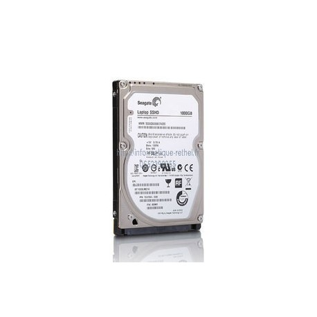 Disque dur interne 1 To Seagate Laptop SSHD