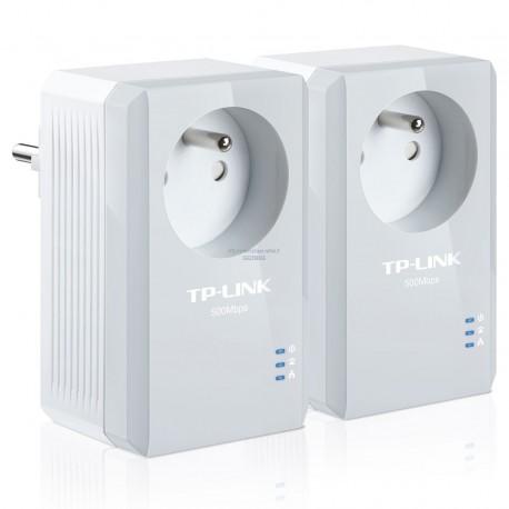 Adaptateurs CPL 500 Mbps TP-Link TL-PA4015PKIT