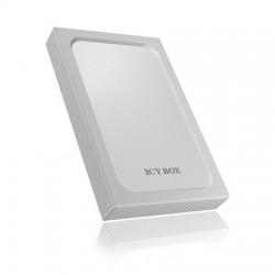 Boîtier externe pour disque dur 2.5 pouces sata 3 USB 3.0 (Aluminium,Plastique) ICY BOX IB-254U3