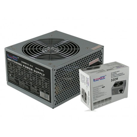 Alimentation 500W LC POWER LC500H-12 V2 Ventilateur 12 cm
