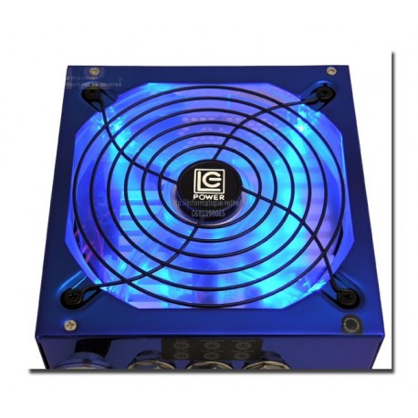 Alimentation 750W LC-POWER LC8750II V2.3 Prophecy 80+ Modulaire