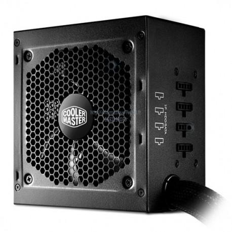 Alimentation 750W Cooler Master G750M 80PLUS 80PLUS Bronze Modulaire (RS750-AMAAB1)