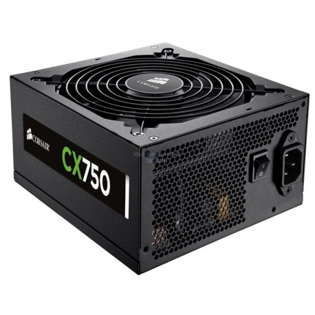 Alimentation 750W Corsair CX750 80Plus Bronze