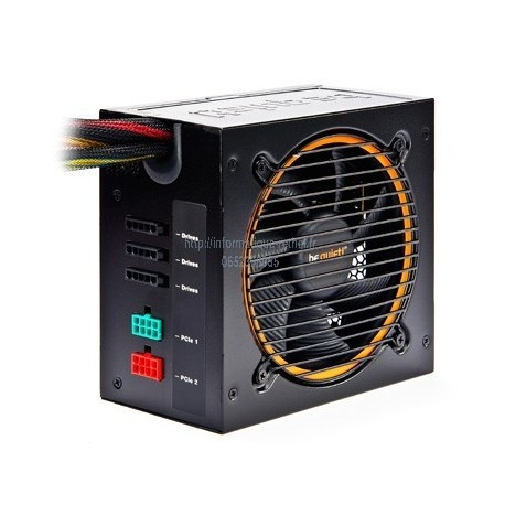 Alimentation 730W BE QUIET! Pure Power L8 CM Modulaire 80Plus Bronze