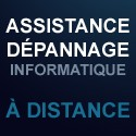 Assistance informatique à distance