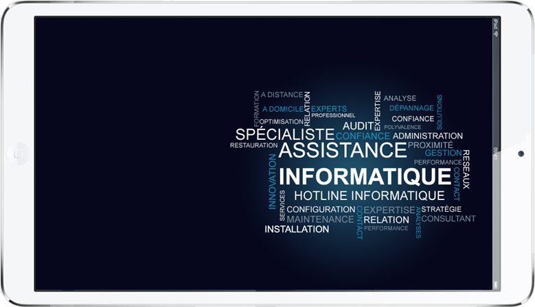 Assistance informatique 7j/7 24h/24