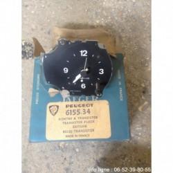 Montre horloge jaeger Peugeot 104 coupé - Référence 6155.34 (Neuf)