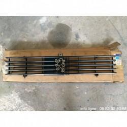 Calandre montage phares carrés pour Peugeot 104 tous modèles - Référence 7809.34 (Neuve)