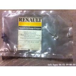 Clip de fixation d'origine Renault - Référence 7703072236 (Neuf)