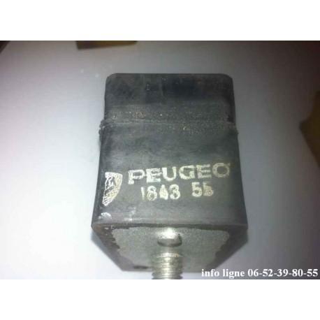 silentbloc cale arriere de support moteur Peugeot 104 et Peugeot 205 - Référence 1843.55 (Neuf)