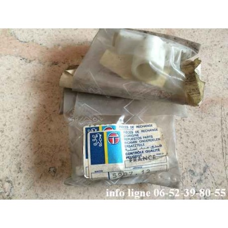 Doigt de delco pour allumeur Bosch ou Paris-rhône Peugeot 204-304-404-504-305-505-205-309 - Référence 5937.12 (neuf)