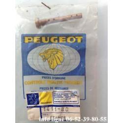 Ajustage de carburateur Peugeot 104 - Référence 1411.80 (Neuf)