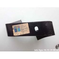 Ferrure centrale de pare-chocs arrière Peugeot 505 - Référence 7415.45 (Neuf)
