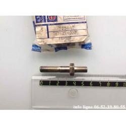 vis double de câble de masse sur boîte de vitesses ø8x35x14mm Peugeot 404, Peugeot 504, Peugeot 505 et Peugeot 604 - Référence 2