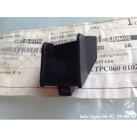 Support de pare-chocs avant Toyota Avensis T22 - Référence 52116-05020 (Neuf)
