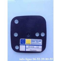 Joint de semelle de rétroviseur 3 trous pour Peugeot J9 - Référence 8156.16 (Neuf)