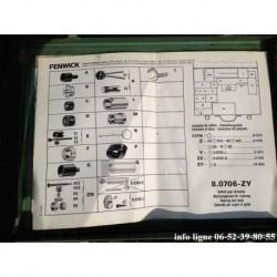 coffret outillage fenwick 8.0706 ZY pour direction 10-1983 (occasion)
