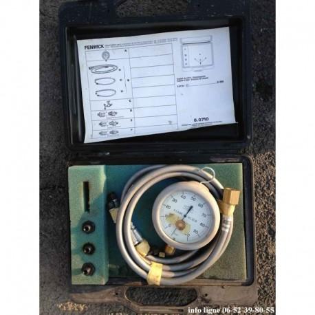 coffret outillage fenwick 8.0710 pour controle pression assistance de direction (occasion)