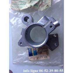 Bride support aluminium des commodos Peugeot 403 - Référence 2407.11 (Neuf)