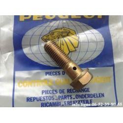 Vis raccord de boîte de vitesses Peugeot 305 - Référence 2211.18 (Neuf)