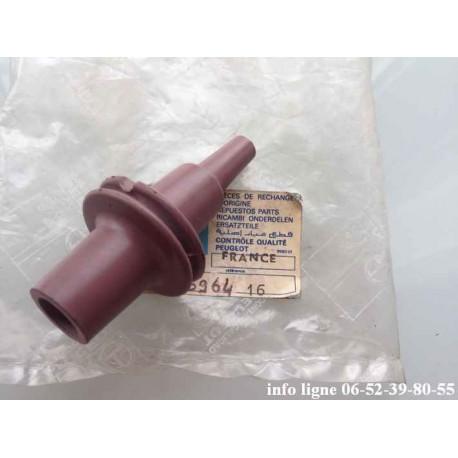Protecteur de bougie Peugeot référence 5964.16 (Neuf)