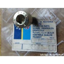 Vis pour mécanisme d'embrayage Peugeot 504, 505, 604, 605, J5,Boxer, Tagora, P4, Citroën CX et C25 - Référence 2002.06 (Neuf)