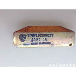Clavette de freins avant, inférieure droite ou supérieure gauche pour Peugeot J7 et Peugeot J9 - Référence 4427.15 (Neuf)