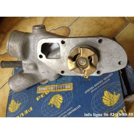 Pompe  à eau Peugeot 504 Diesel - Référence 1202.62 (Neuve)