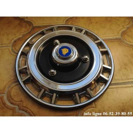 Enjoliveur de roue Peugeot 204, Peugeot 304 et Peugeot 504 - Référence 9604.24 (Neuf)