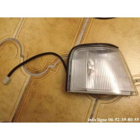 Clignotant avant droit Siem 16393 pour Fiat Uno (1989 à 1997) - Référence 6R0144672 (Neuf)