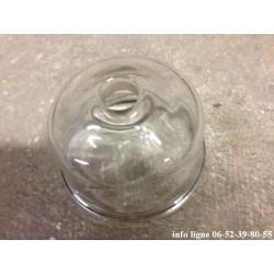 Bol décanteur en verre de filtre à carburant montage Lucas Peugeot 504 GLD - Référence 1905.02 (Neuf)