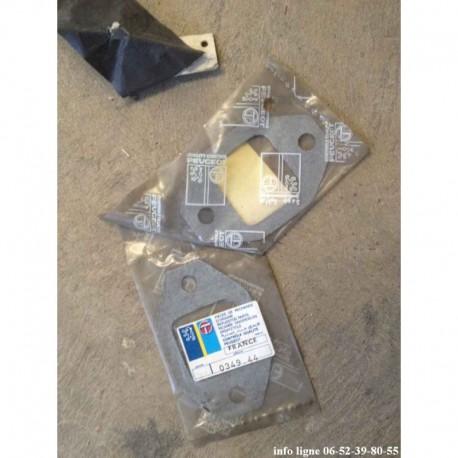 Joint de collecteur d'échappement diesel Peugeot 404-504-505-604-J9-Tagora - Référence 0349.44 (Neuf)