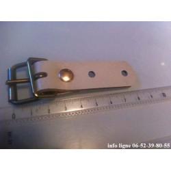 Sangle courte de crochet de bâche Peugeot 203 - Référence 8499.02 (Neuf)